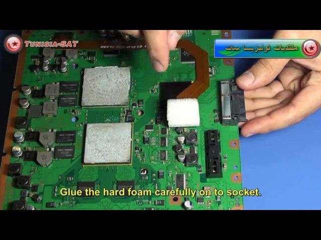 E3 Flasher installation PS3 Fat.mp4