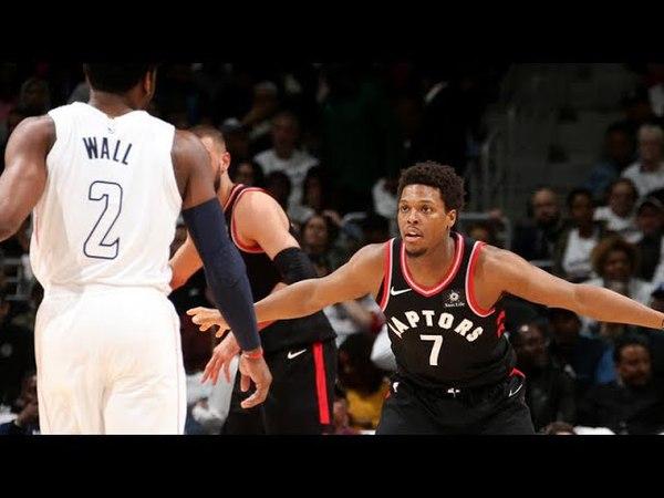 Toronto Raptors vs Washington Wizards - Full Game Highlights | Game 3 | April 20, 2018 | NBA