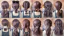 30 Amazing Hair Transformations - Easy Beautiful Hairstyles Tutorials 🌺 Best Hairstyles for Girls 1