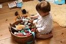 Чем занять малыша 1-3 лет на 10 минут?