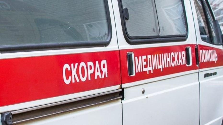 Водитель из Зеленчукской пострадал в ДТП