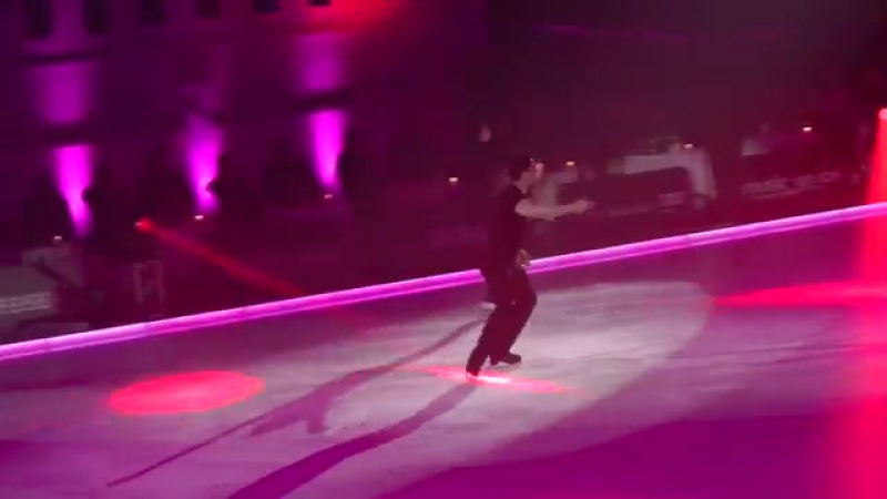 Music on Ice 2018 Aljona Savchenko Bruno Massot - Up All Night by Oliver Tank