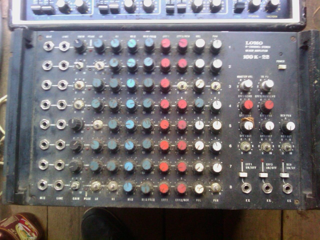 схема графического эквалайзера электроника эг-10