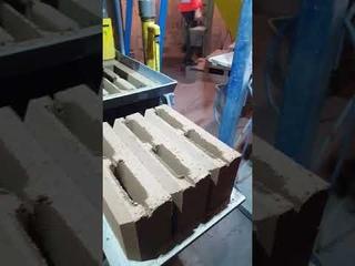 блок керамзитобетонный с фаской двухпустотный