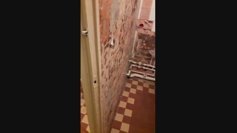 Ванна туалет до ремонта