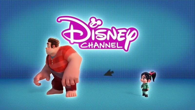 Ralph Breaks the Internet: Wreck-It Ralph 2 (2018) Disney Channel promo bumper