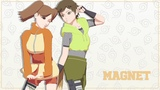 MMD NARUTO Magnet Namida and Wasabi + DL