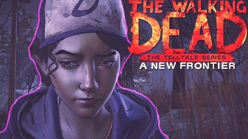 Walking Dead New Frontier sn3 2 КЛЕМЕНТИНА