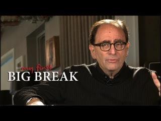 My First Big Break: R.L. Stine