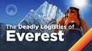 The Deadly Logistics of Climbing Everest