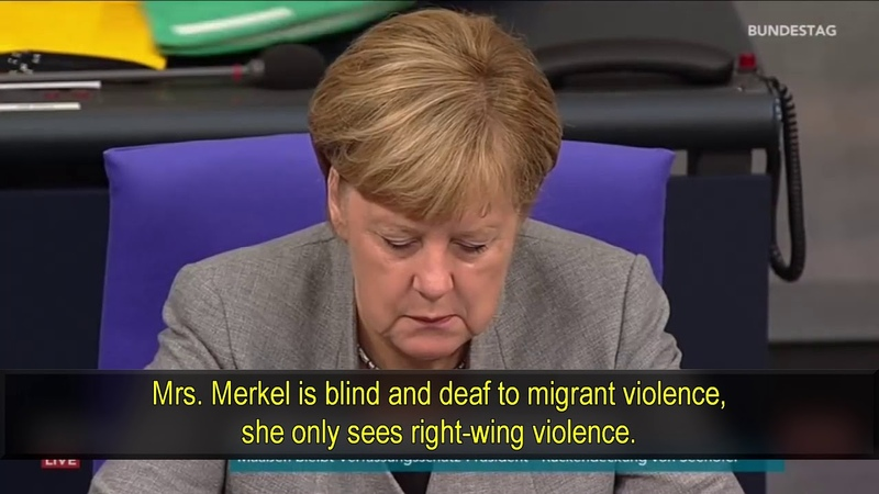 AfD Germany is now under the law of the knife