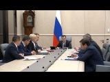 Дмитрий Медведев обсудил с вице-премьерами развитие дошкольного образования - Первый канал