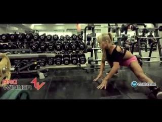 Luydas Nikitina fitness motivation