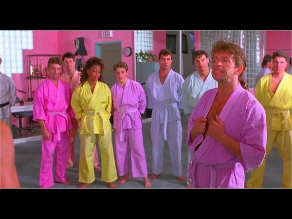 Rico Culo HD de Jean-Claude Van Damme, Doble Impacto 1991