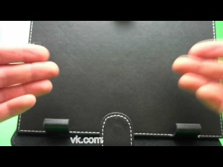 Видео обзор: чехол на планшет 7-8 дюймов регулируемый.