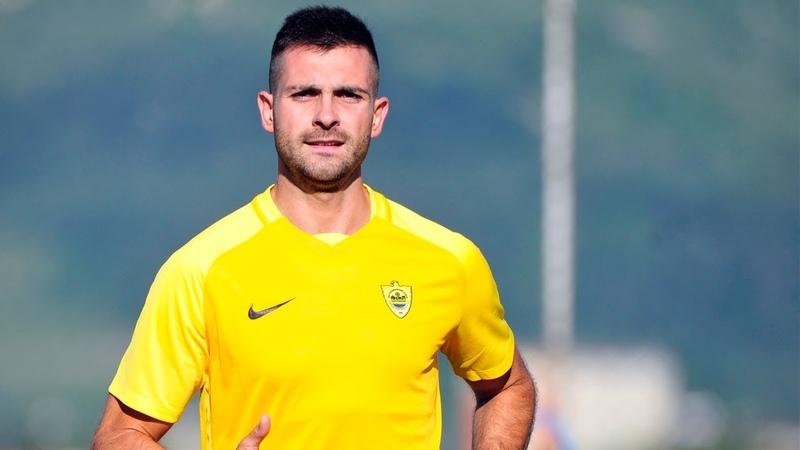 Мирал Самарджич: «К сезону готов на восемьдесят процентов»