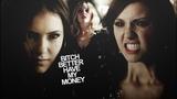 Katherine vs. Caroline vs. Elena BBHMM.