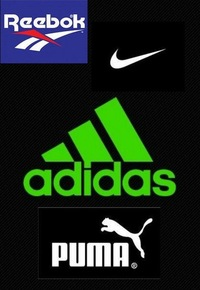 best loved 6feb4 2a7cc Adidas, Nike, Reebok, Puma®
