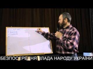 Сергей Данилов в Славянске. Копное право - древнейшая форма самоуправления славянской общины.