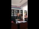 Жастар таңдайды - Молодежь предпочитает атты жобасына қатысушы Жұмабекова Айгерім жастарды кітап оқуға шақырады