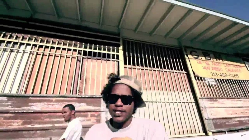 Ab-Soul - Turn Me Up (feat. Kendrick Lamar) [HD]