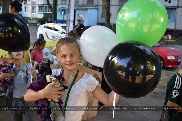 Харьковский приют для животных проводит «Уроки доброты»