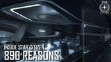Inside Star Citizen 890 Reasons 3.5 Ep. 4