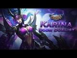 Mobile Legends Bang Bang! Karina New Skin Doom Duelist