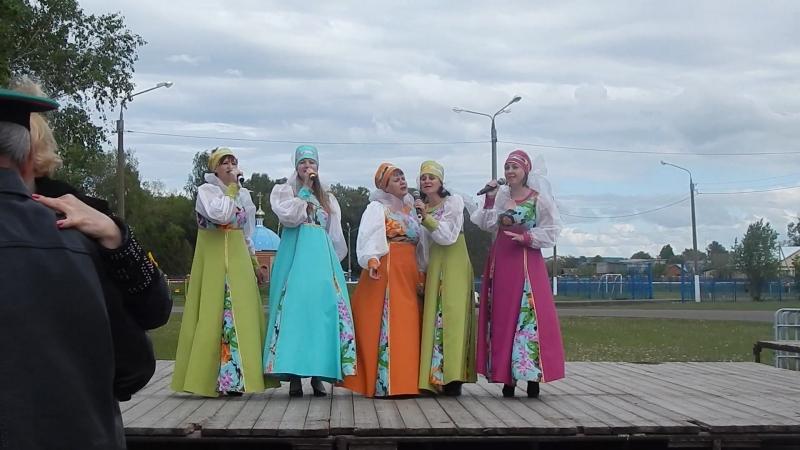 Ансамбль Вечерок Сахаровского СДК