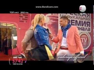 Валерия. ТОП лист 2012. RU.TV