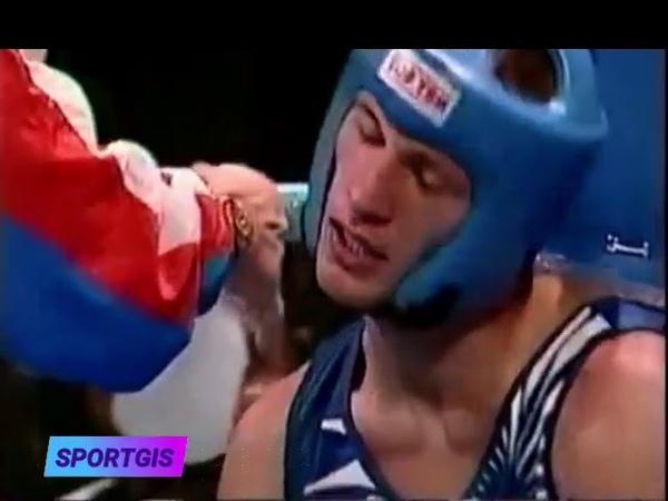 Легендарные спортсмены. Олег Саитов. Бокс.