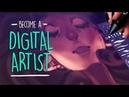 PART 1 ★ A Beginner's Guide to Become a Digital Artist