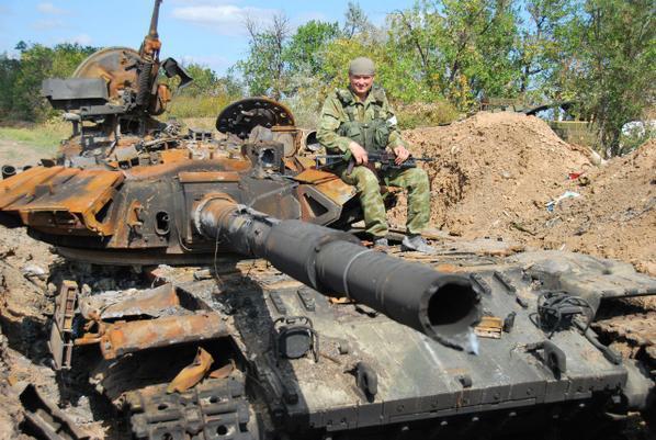 Волонтеры во главе с Константином Зинкевичем отремонтировали 400 единиц военной техники 51-й бригады - Цензор.НЕТ 2474