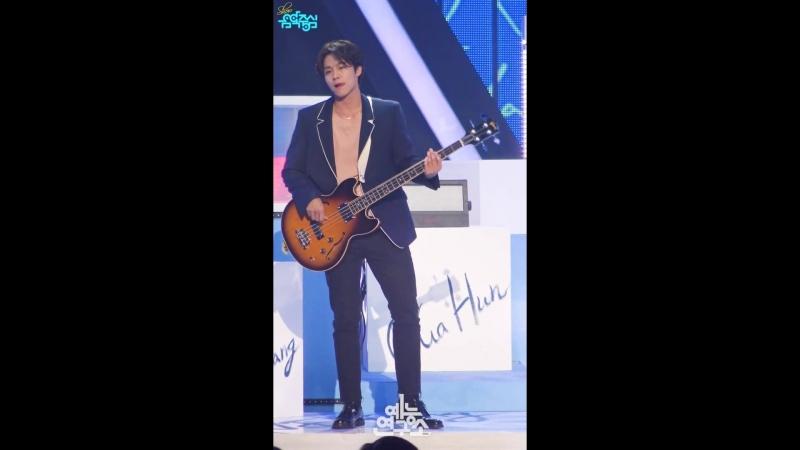 [19.05.18] Show! MusicCore @N.Flying - HOW R U TODAY (Kwon Kwangjin)