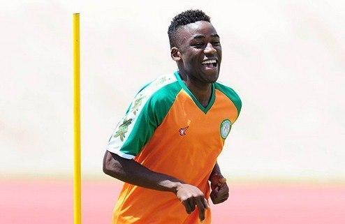 Игрок сборной Нигера может перейти в «Анжи»