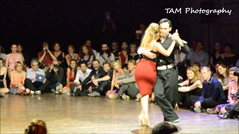 Impro: Noelia Hurtado Oliver Koch @Brussels Tango Festival (BTF) 2015