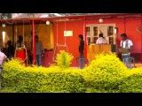 Шах Рукх и Дипика на съемках фильма