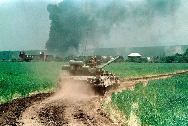 Спецслужбы разжигают войну в Чечне (2)