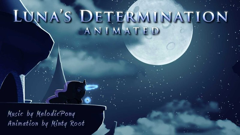 Luna's Determination   My Little Pony Fan Music Animation