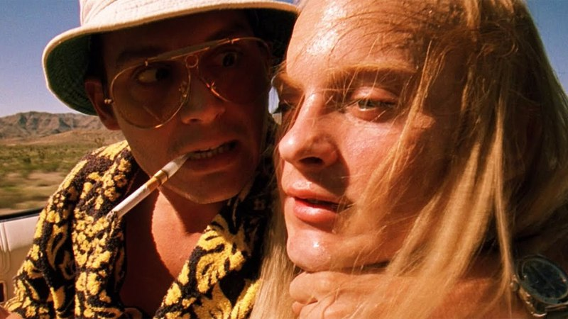Мы ужасно упорные, парень! Страх и ненависть в Лас Вегасе (1998)