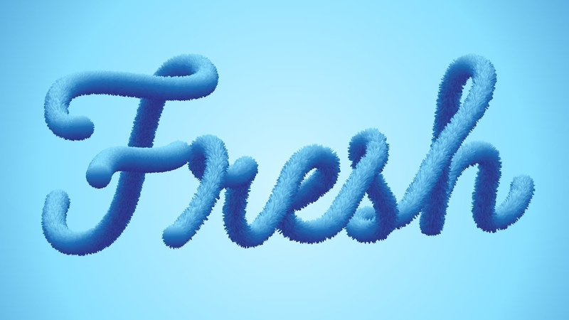 How To Create a 3D Tube Text Effect in Adobe Illustrator