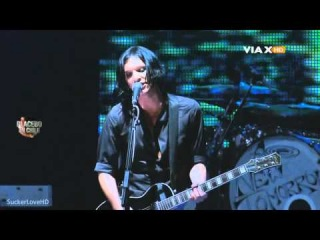 Placebo - Follow The Cops Back Home (live at Movistar Arena Chile)