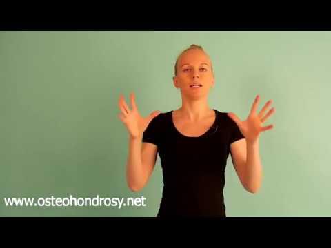 Александра Бонина ► Суставная гимнастика, верх! Упражнения для суставов видео Ч.1