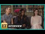 ET Anne Hathaway, Mindy Kaling и Sarah Paulson отвечают на вопрос Рианны