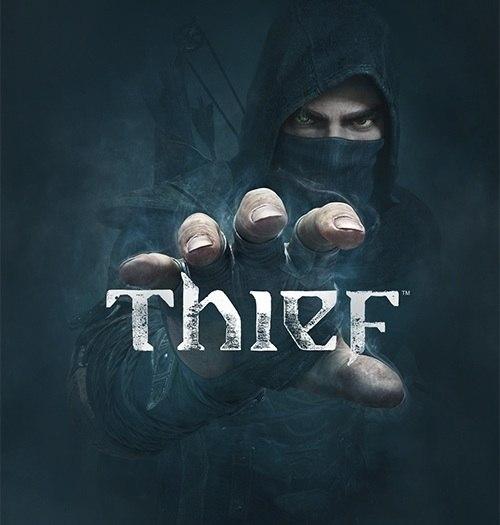 The Thief logo, coverart, логотип, картинка