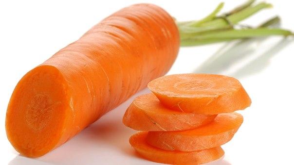 Здоровье и морковь. (1 фото) - картинка
