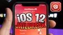 IOS 12.3.1 - 12.2 - 12.1.4 Jailbreak RootLess v3.3 NEW! Cydia Fixed Tweak Installer!