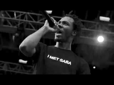 Saba on Pitchfork Music Festival LIFE Westside Bound 3