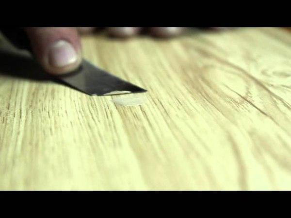 Восковые мелки и лак для сколов и трещин