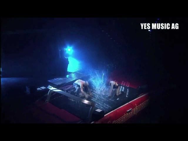DJ BoBo WHAT A FEELING Dancing Las Vegas The Show Live In Berlin DVD:Blue Ray
